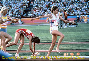 Mary Decker-Zola Budd
